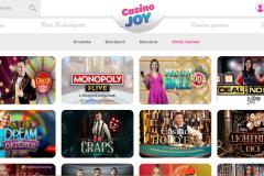 casinojoygames