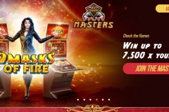CasinoMastersHomePage