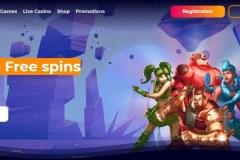 CosmicSlot-Casino-Home