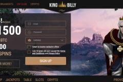 King-Billy-Casino-Home