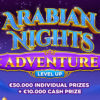 Arabian Nights Adventure at BitStarz Casino